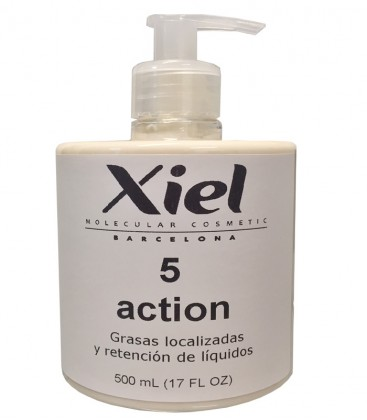 Anticelulítica volumen y peso / 5 ACTION CREAM 500ml