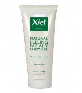 Exfoliante Suave Corporal y Facial / NATURAL PEELING 200ml