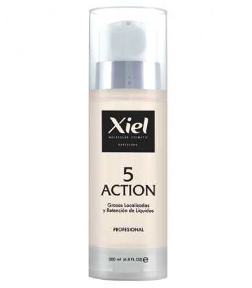 Anticelulítica volumen y peso / 5 ACTION CREAM 200ml
